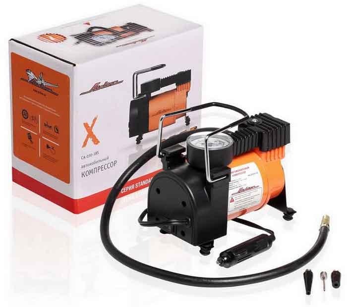 Компрессор X (TORNADO AC580) (30л/мин,7 АТМ) (сер STANDARD)(CA-030-18S)