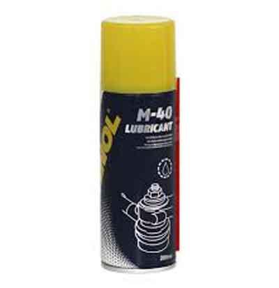 Средство многофункциональное антикоррозионное Mannol M-40 Lubricant Multifunktion Anti-Rost 450 мл